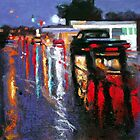 Fall Rain by Cameron Hampton