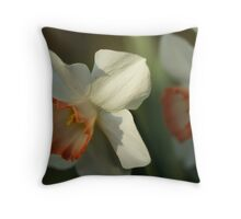 Double the Beauty Throw Pillow
