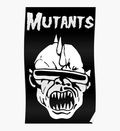 Mutants Fiend Club Poster