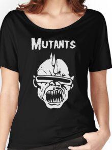 Mutants Fiend Club Women's Relaxed Fit T-Shirt