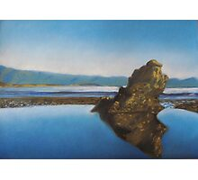 New Zealand Sea Scape Photographic Print