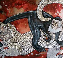 The Monkey's Tale by Lynnette Shelley