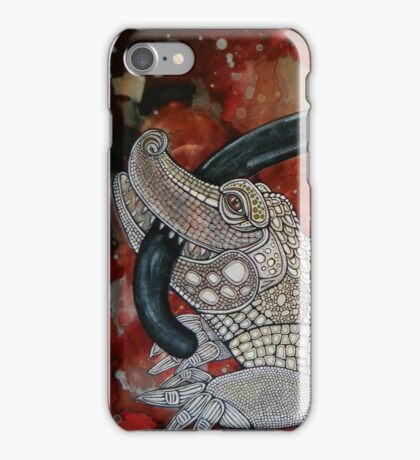 The Monkey's Tale iPhone Case/Skin