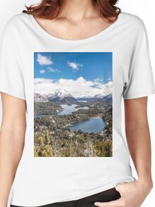 San Carlos de Bariloche - Patagonia Women's Relaxed Fit T-Shirt