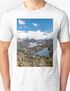 San Carlos de Bariloche - Patagonia Unisex T-Shirt