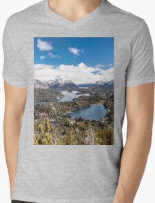 San Carlos de Bariloche - Patagonia Mens V-Neck T-Shirt