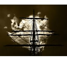 The Finding of the Mary Celeste Photographic Print