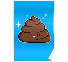 Cutie Poop Poster