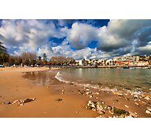 slow tide... Photographic Print