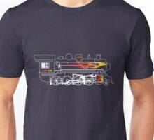 The Flame Train Unisex T-Shirt
