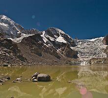 Reflecting Glacier by Craig Baron