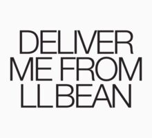 Beetlejuice - Deliver me from LL Bean by Call-me-dickie