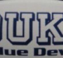 Ball Duke Sticker