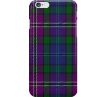 00334 South Lanarkshire District Tartan iPhone Case/Skin