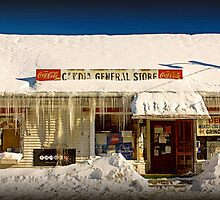 Candia General Store by Diana Nault