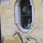at the window by fabio piretti
