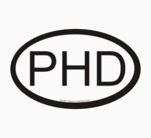PHD location sticker by SOIL