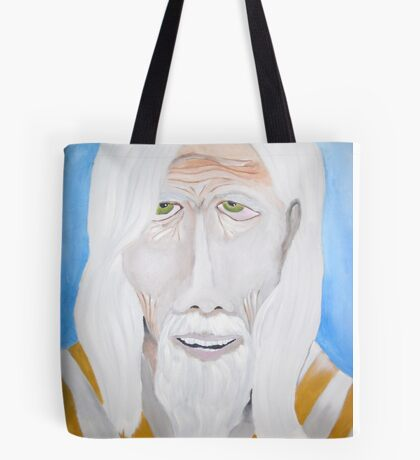 One Toke Over the Line (Panama Red) Tote Bag