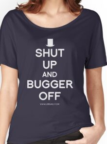 Words of Wisdom Women's Relaxed Fit T-Shirt