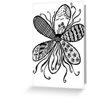Flower Garden (The Classic Collection) Greeting Card