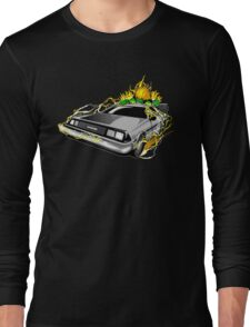 Blanka to the Future Long Sleeve T-Shirt