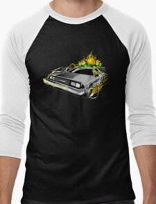Blanka to the Future Men's Baseball ¾ T-Shirt