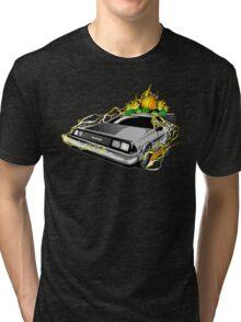 Blanka to the Future Tri-blend T-Shirt