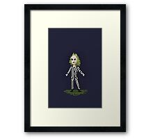 It's Showtime Framed Print