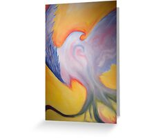 Rise of the Thunderbird Greeting Card