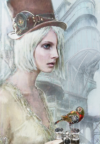 pale steampunk by jashumbert