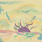 Tequila Sunrise by Kim McClain Gregal