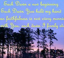 Each Dawn by Charldia