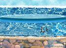 """Sunny Beach""  by Patrice Baldwin"