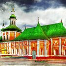 Ukrainian Church  by LudaNayvelt