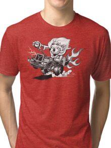 Doc Fink Tri-blend T-Shirt