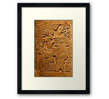 TEOTIHUACAN, Mexico Framed Print