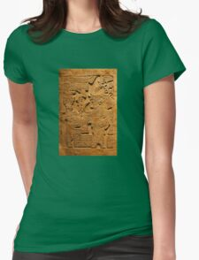 TEOTIHUACAN, Mexico Womens Fitted T-Shirt
