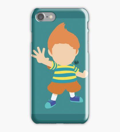 Lucas (Claus) - Super Smash Bros. iPhone Case/Skin