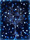 Blue Christmas by Denise Abé