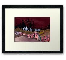 """""""Dawn Travelers""""  Framed Print"""