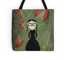 Viola's Garden Tote Bag