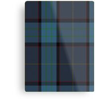 00335 Spirit of South Lanarkshire District Tartan  Metal Print