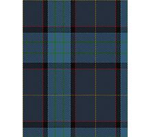 00335 Spirit of South Lanarkshire District Tartan  Photographic Print