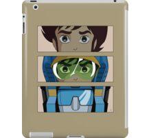 G1 Goshooter / Go Shuta / Siren iPad Case/Skin