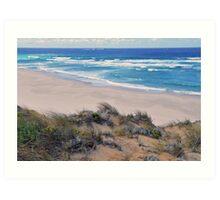 Mandalay beach - SW Australia Art Print