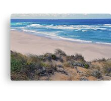 Mandalay beach - SW Australia Canvas Print