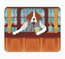 Beagle Beer Pub Kids Tee