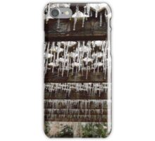 Icicle Forest iPhone Case/Skin