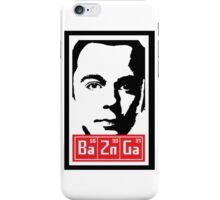 Sheldon Has A Giants iPhone Case/Skin