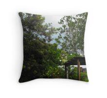 Pamela's Jungle Throw Pillow